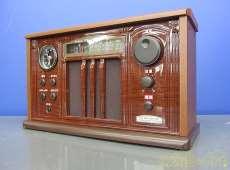 卓上型ラジオ「音聴箱(オトギバコ)」