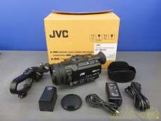 業務用4Kメモリーカードカメラレコーダー VICTOR