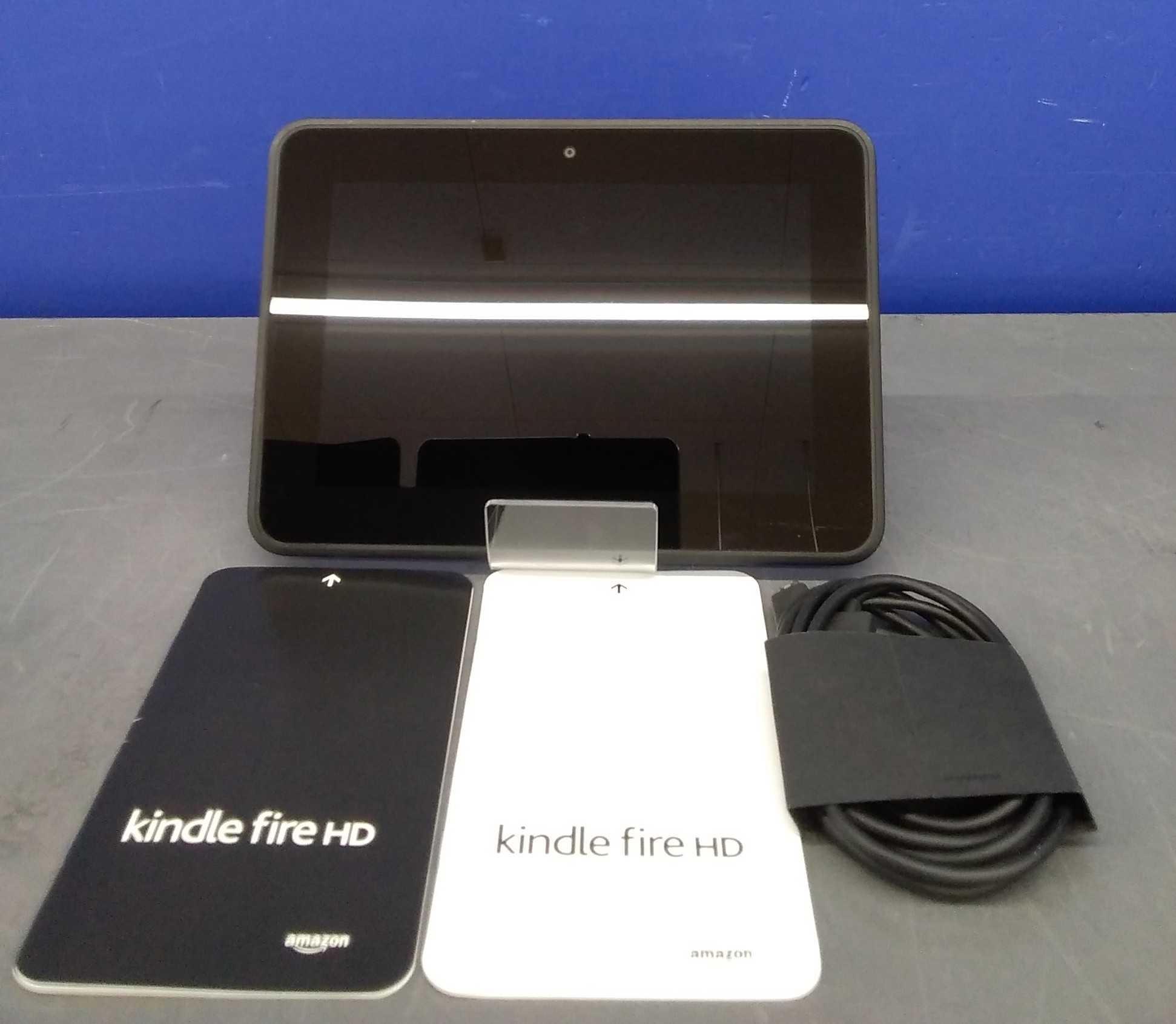 Kindle Fire HD 16GB|AMAZON