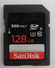 SDXCカード SANDISK