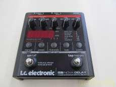 ディレイ T.C.ELECTRONIC
