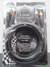 イギリス発、高級オーディオメーカーのオーディオケーブル|LINN