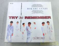 光GENJI TRY TO REMEMBER|PONY CANYON