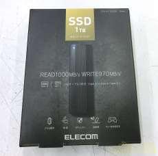 ポータブルSSD 1TB|ELECOM
