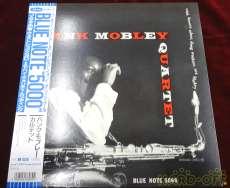 HANK MOBLEY QUARTET|Blue Note