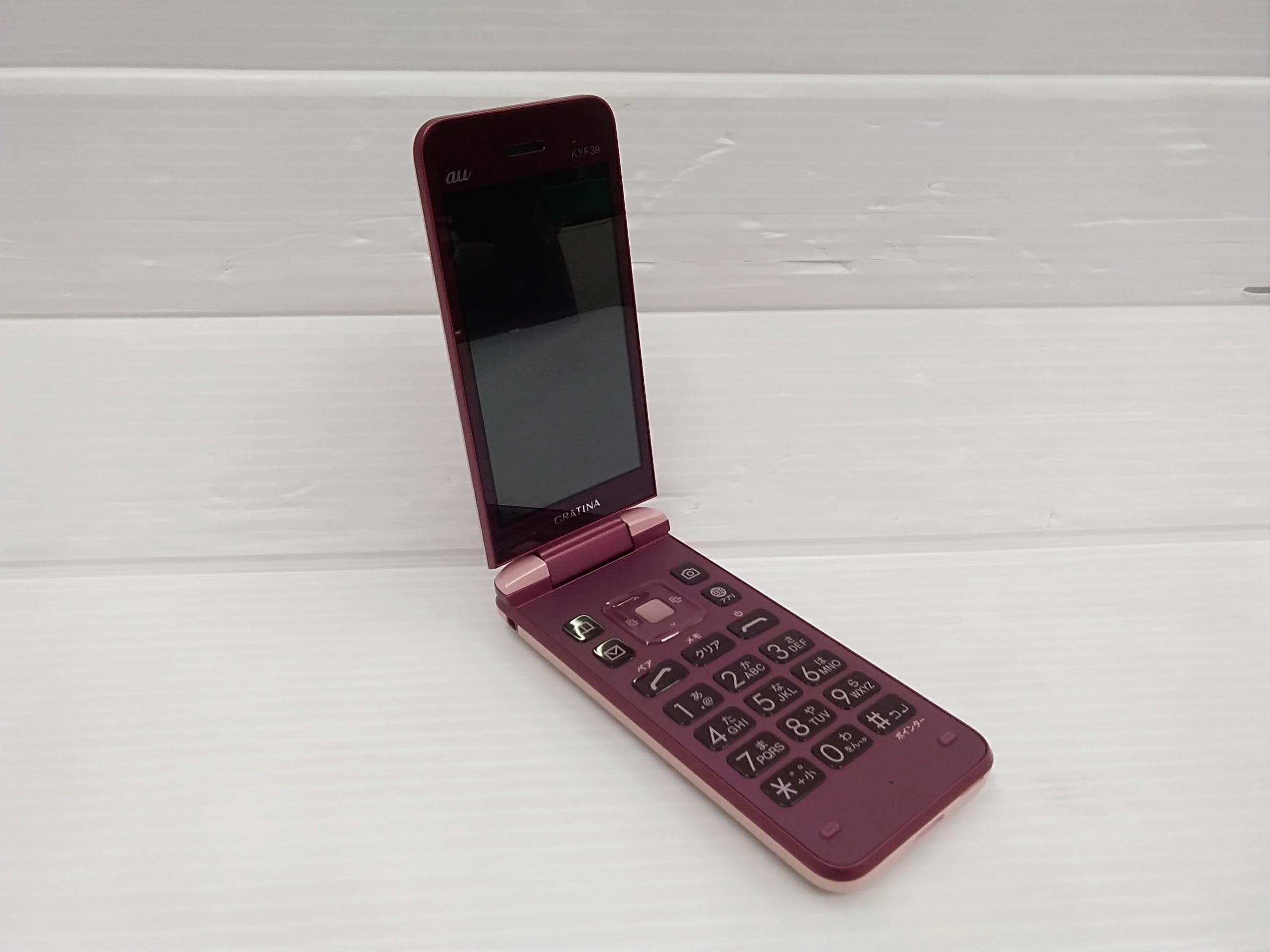 携帯電話 KYOCERA