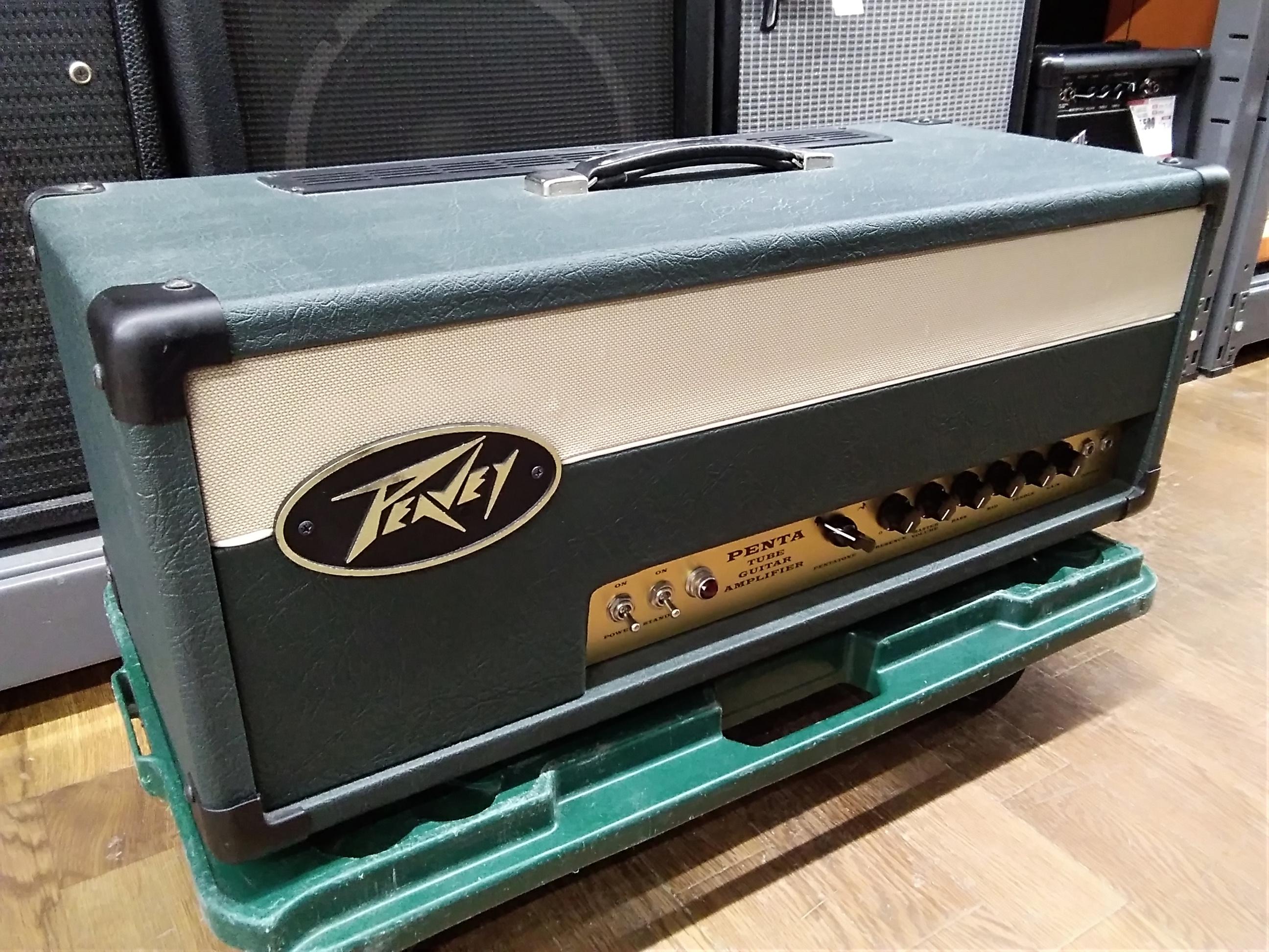 ギター・ベース用アンプ/ヘッド|PEAVEY