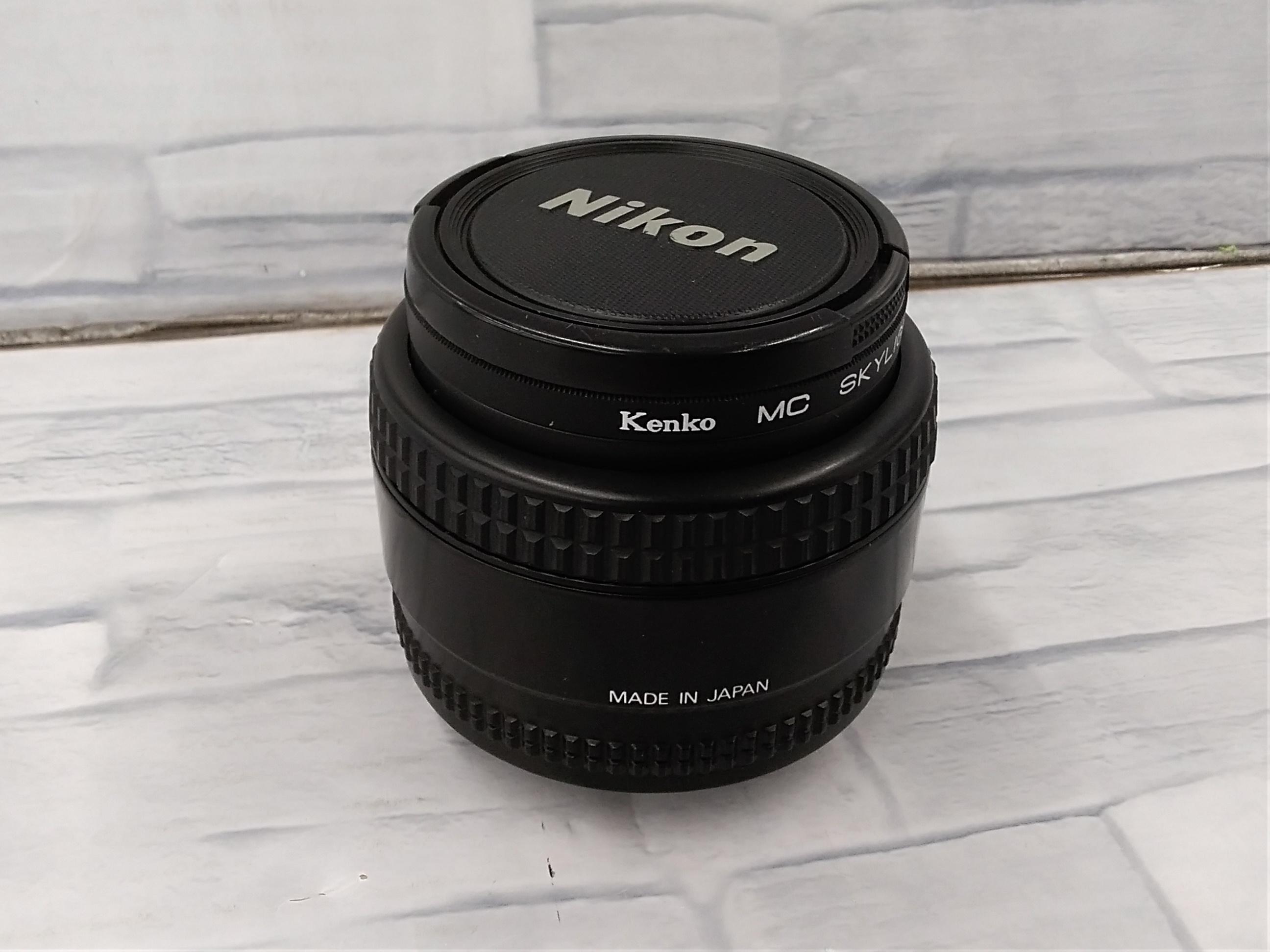 広角単焦点レンズ NIKON