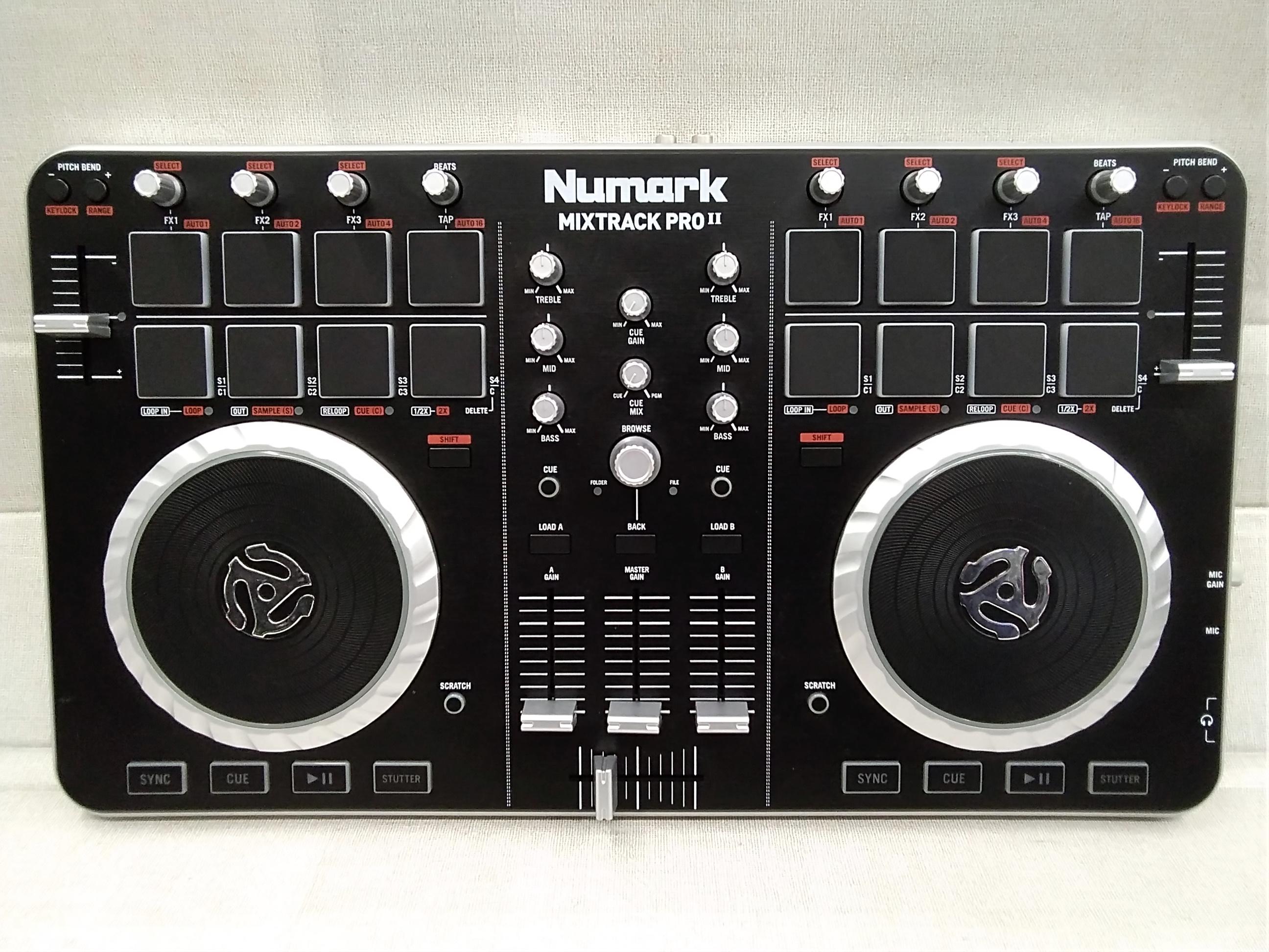 DJコントローラ|NUMARK