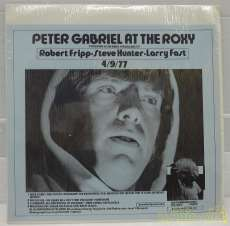 Peter Gabriel ‎– Live at The R|BOOTLEG