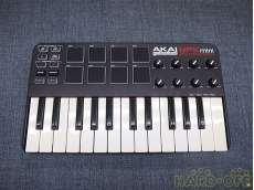 サンプリングキーボード|AKAI