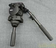 ビデオカメラ用雲台|VELBON