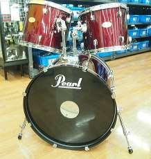 海外ブランド製ドラムセット|PEARL
