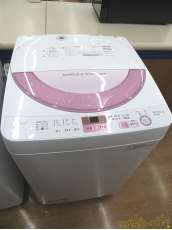 6kg全自動洗濯機|SHARP
