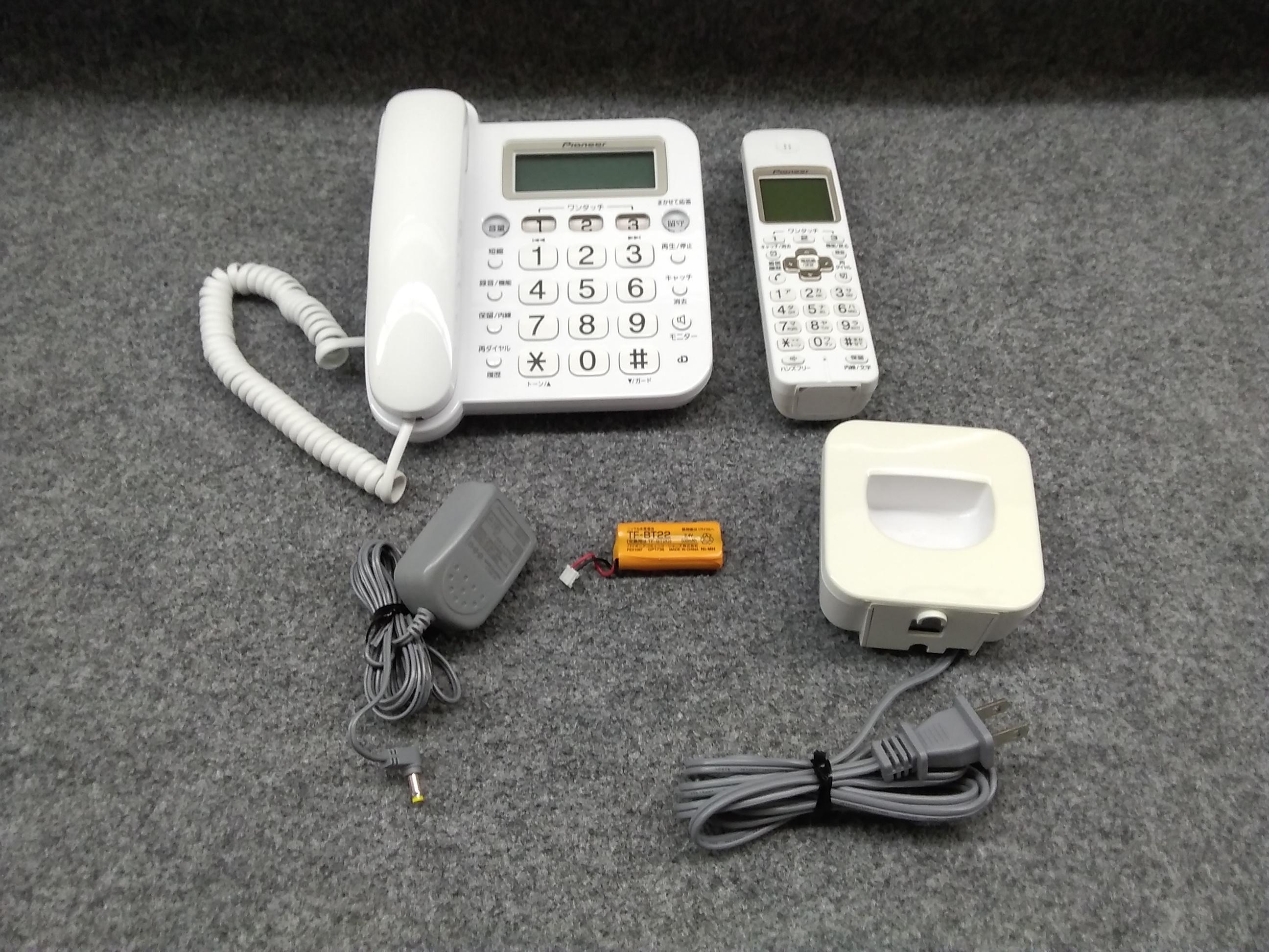 電話機|PIONEER