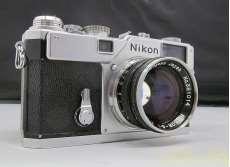 レンジファインダーカメラ|NIKON