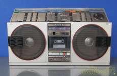 【ジャンク】カセットレコーダー SONY CFS-99|SONY