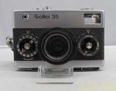 【ジャンク】フィルムカメラ ROLLEI35 前玉外れます|ROLLEI