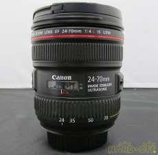 EFマウントレンズ 24-70mm F4 L IS USM|CANON