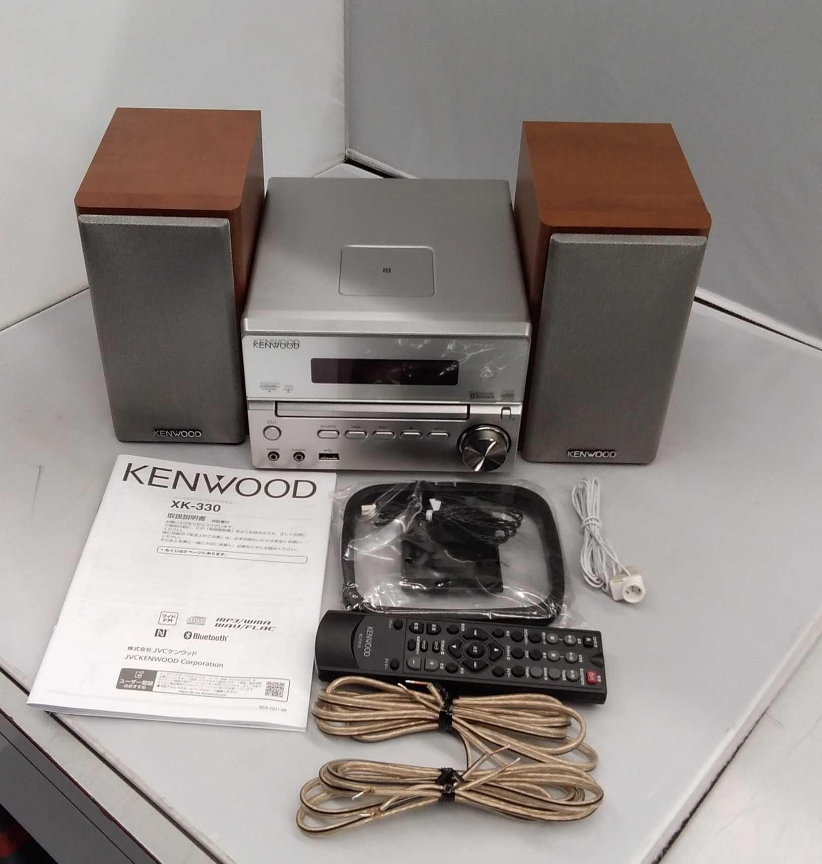 USB搭載コンポ|KENWOOD