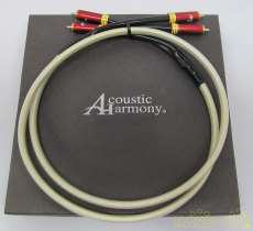 RCAラインケーブル|Acoustic Harmony