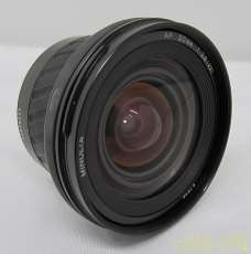 広角単焦点レンズ|MINOLTA