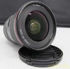 EFマウントレンズ 17-40mm 1:4 L USM|CANON