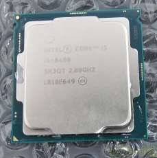 CORE I5-8400 INTEL