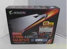Z390 AORUS MASTER マザーボード|GIGABYTE