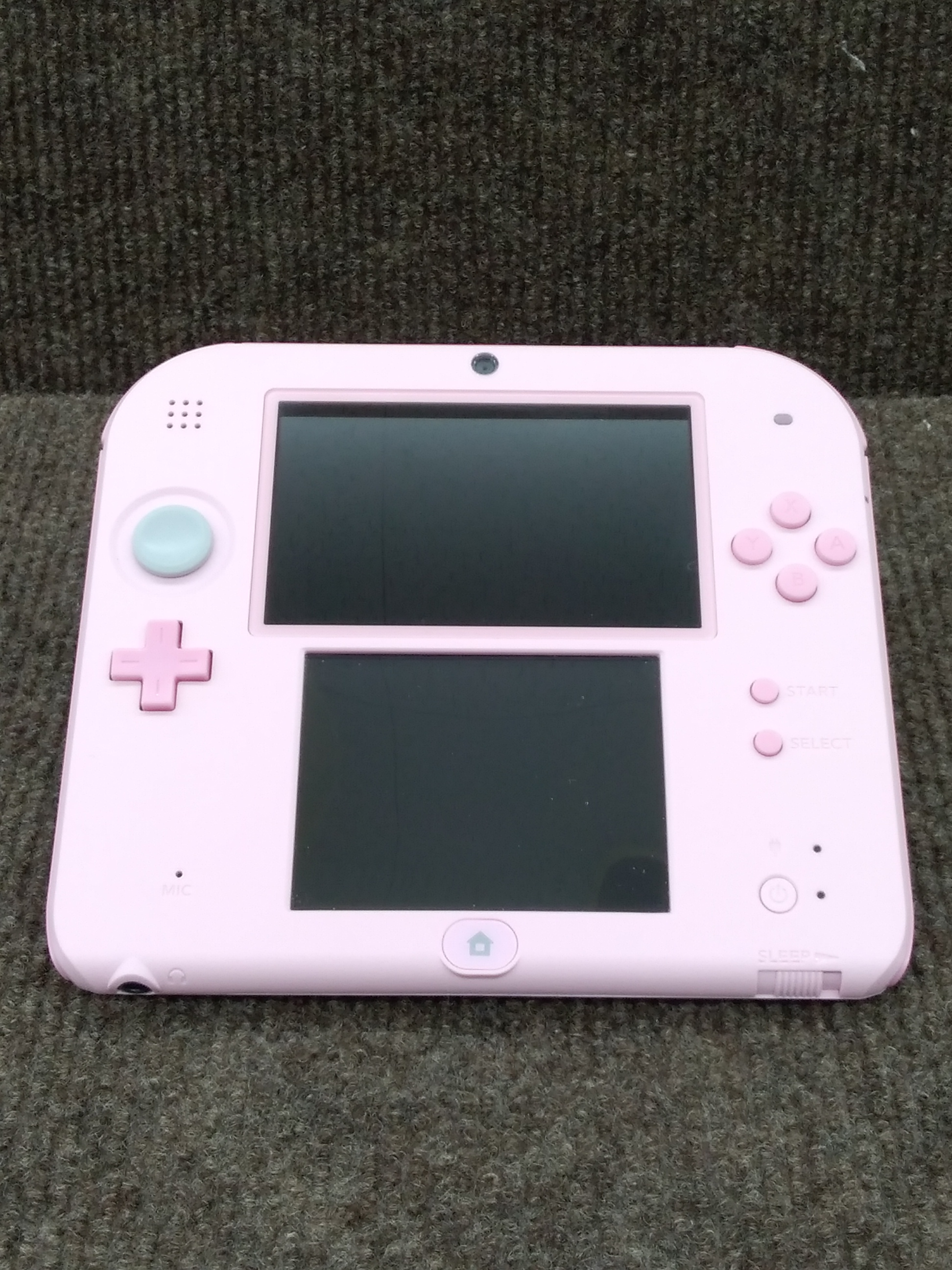 3DS・DSのソフトが遊べます。3D非対応表示非対応。|NINTENDO