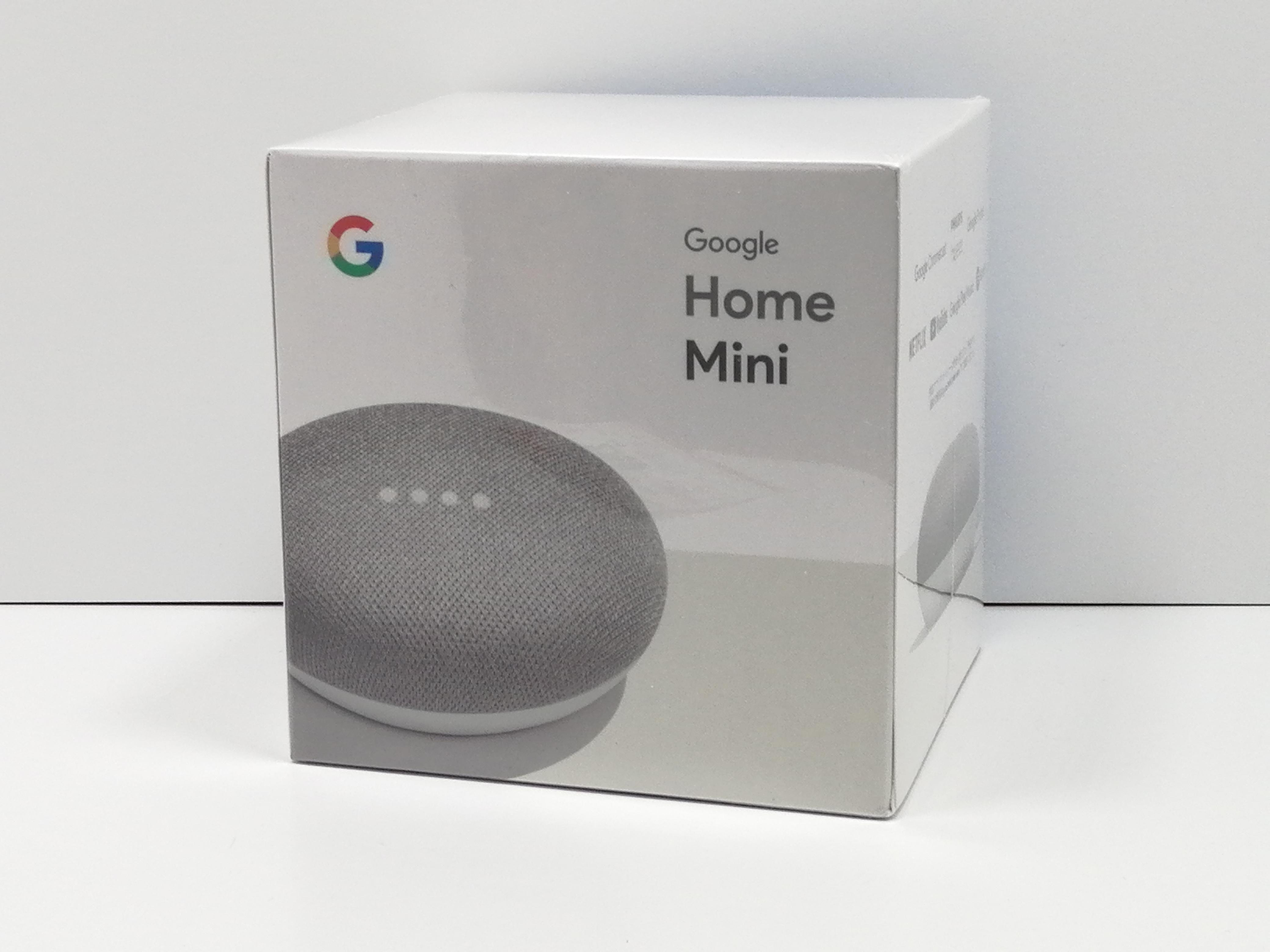 未開封・未使用品 GOOGLE HOME MINI|GOOGLE