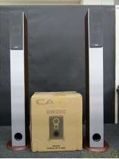アンプスピーカーシステム|CAV