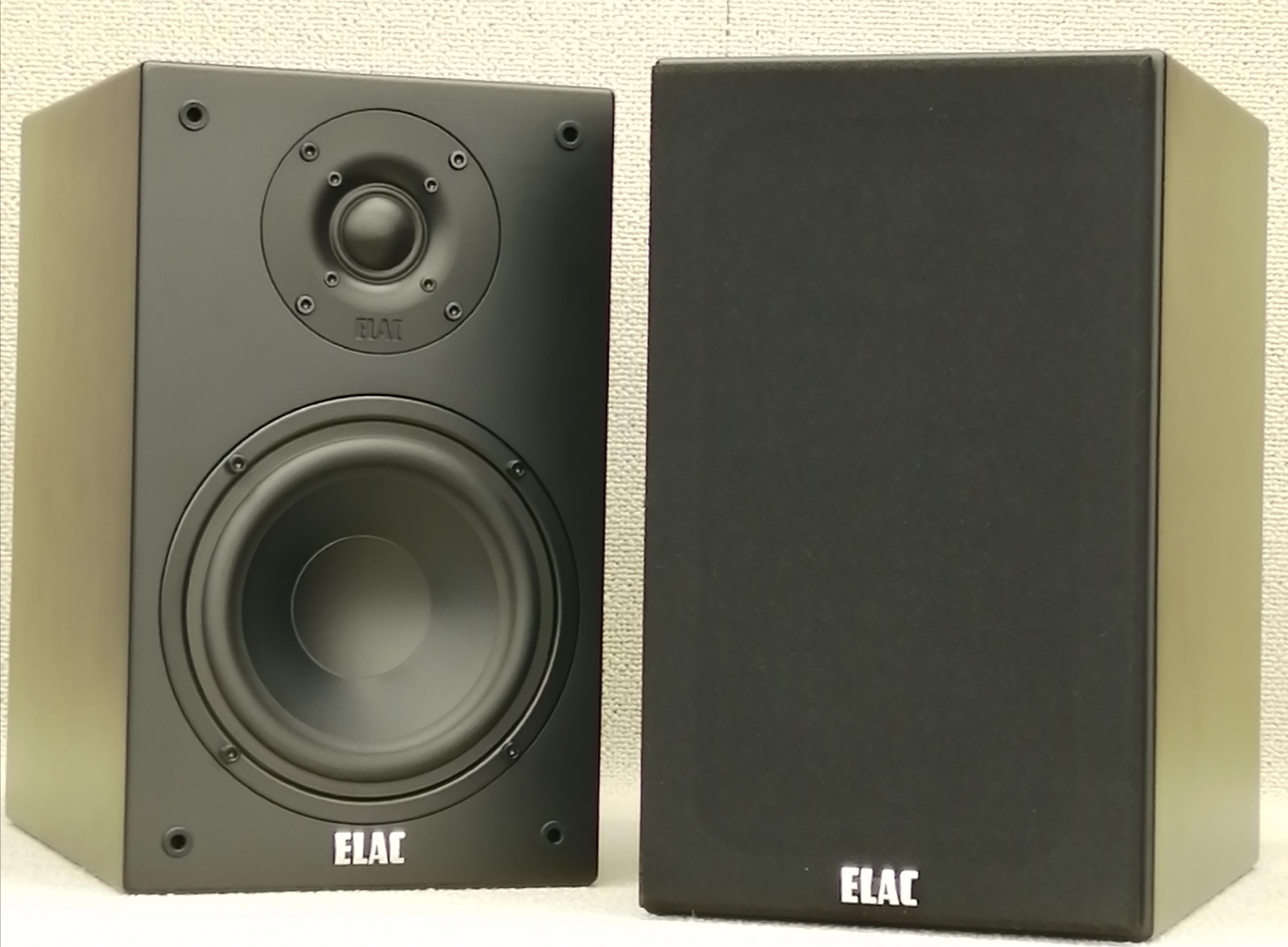 ピュア・オーディオからAVユースまで柔軟な対応力 ELAC