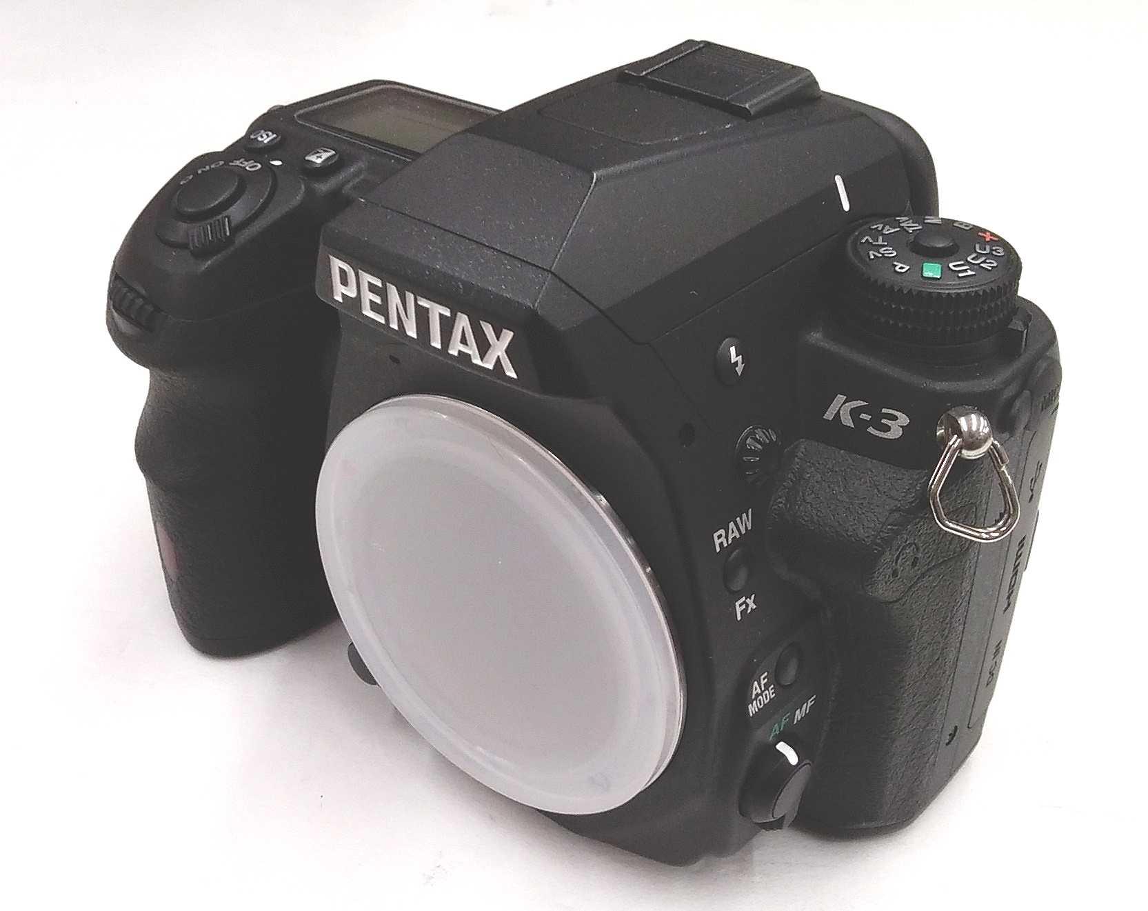 デジタル一眼レフカメラ PENTAX