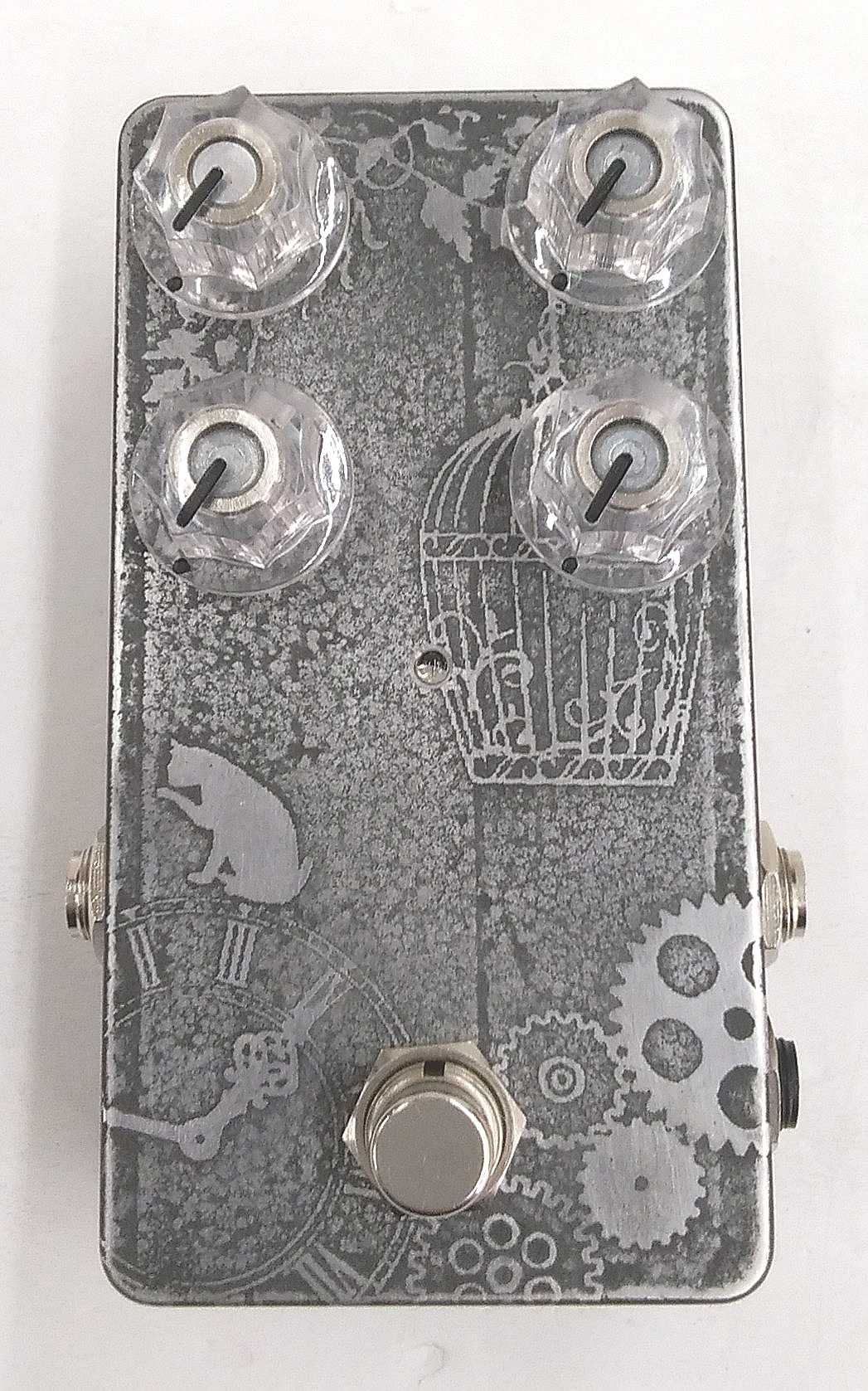 エフェクター・歪み系エフェクター|9OVERDRIVE9