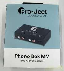 フォノイコライザー|PRO-JECT