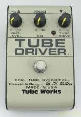 歪み系エフェクター|TUBE WORKS
