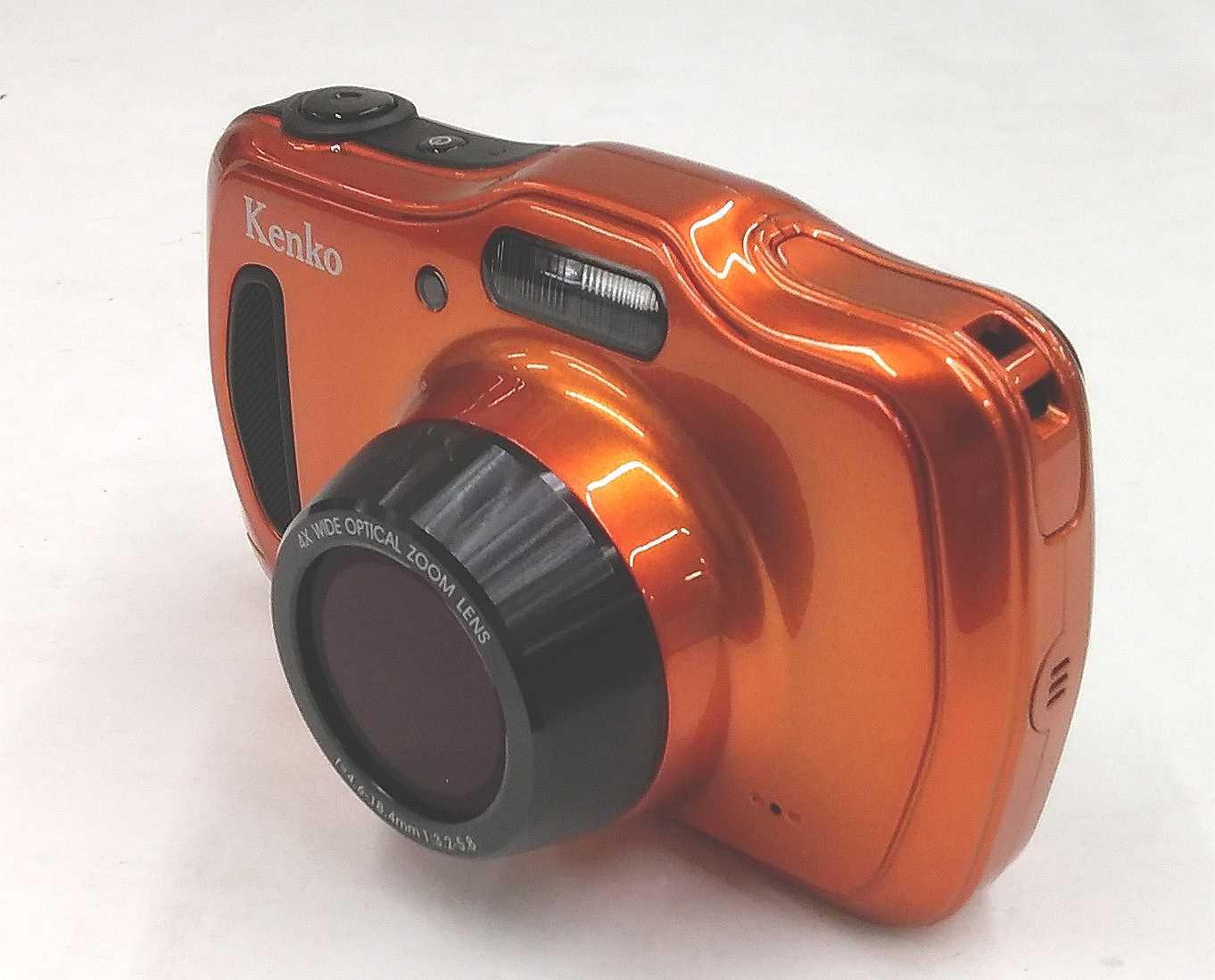 コンパクトデジタルカメラ KENKO