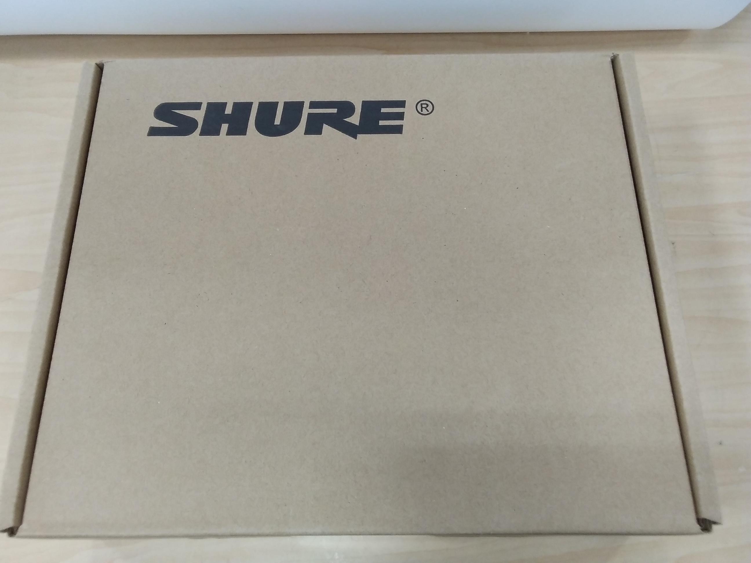 充電ステーション|SHURE