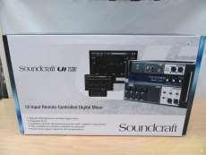 デジタルミキサー|SOUNDCRAFT