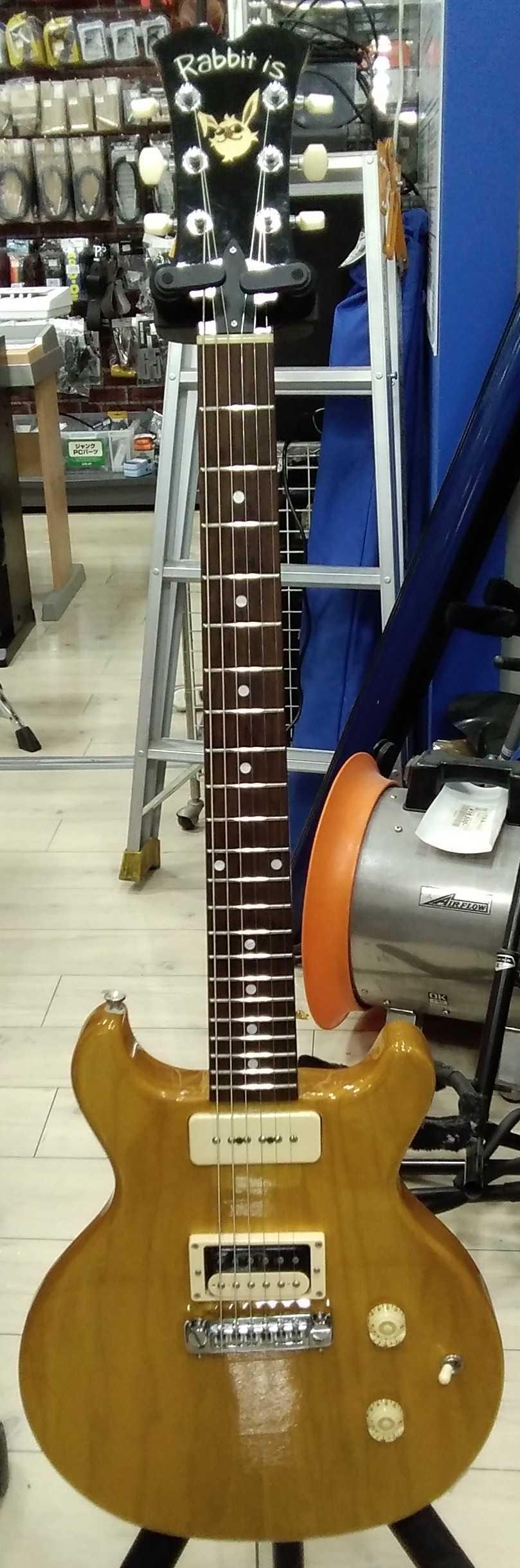 エレキギター|RABBIT IS