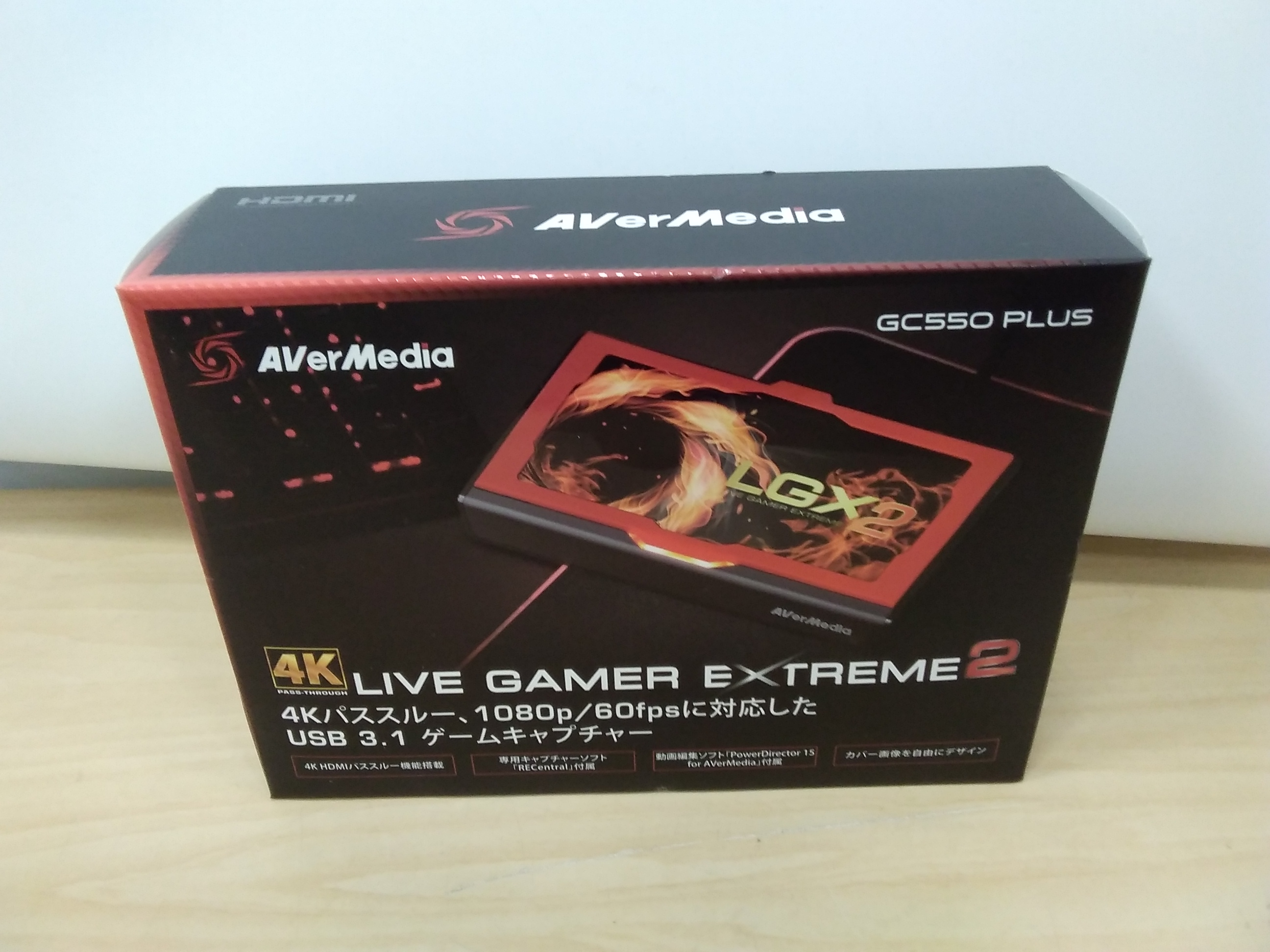 ゲームキャプチャー|AVERMEDIA
