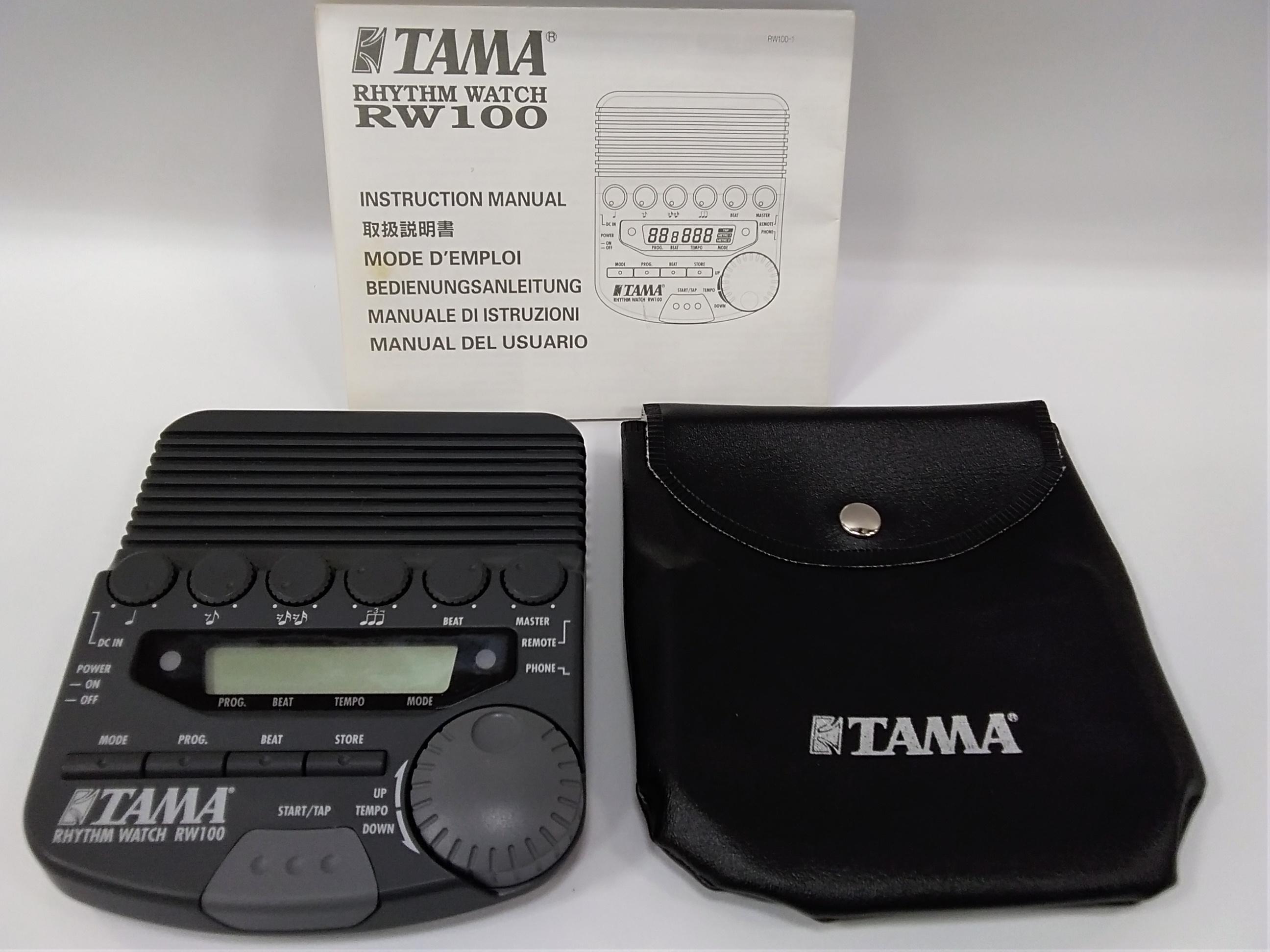 リズムマシン|TAMA