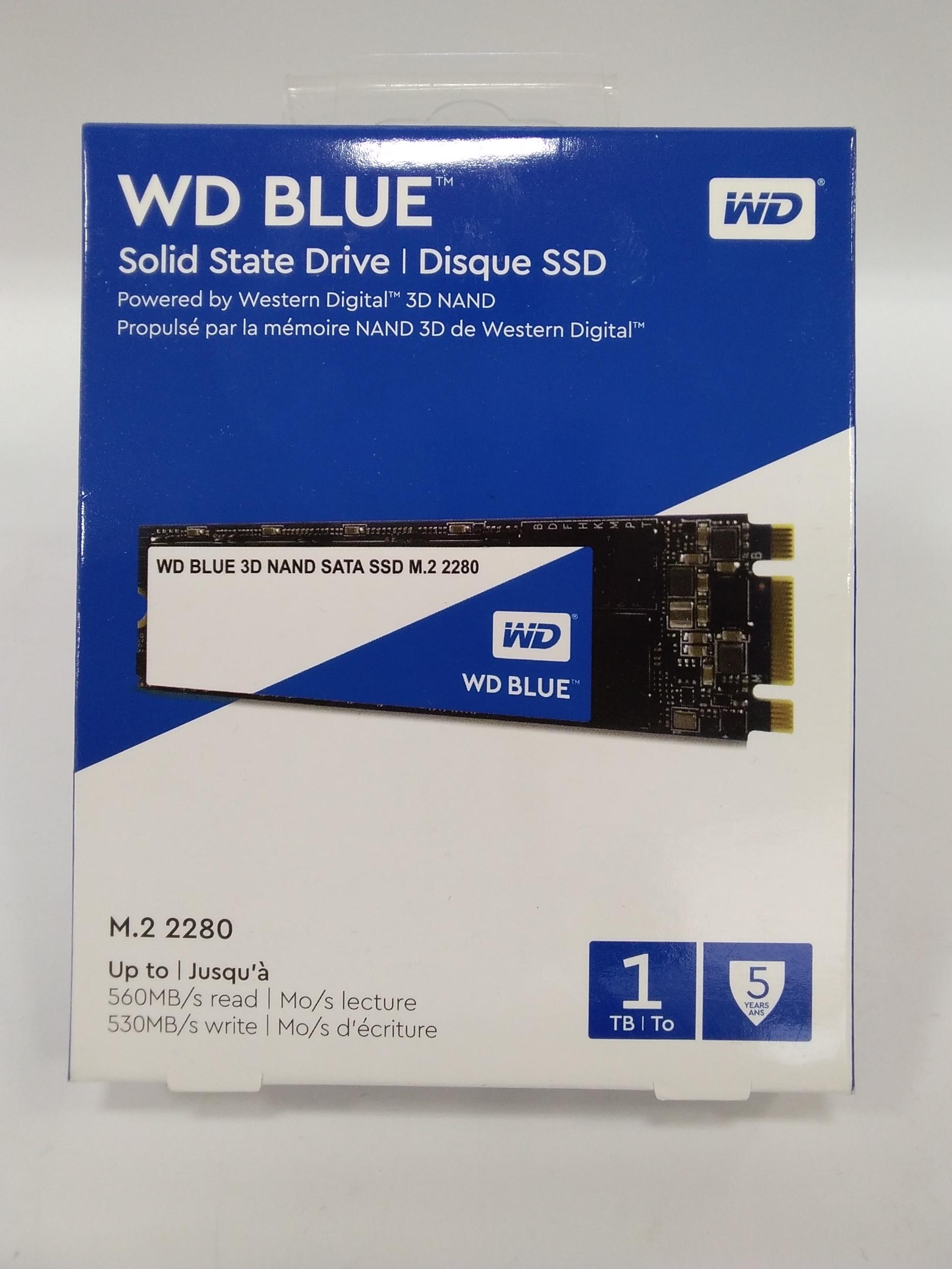 SSD 1TB|WD