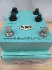 歪み系エフェクター|T-REX