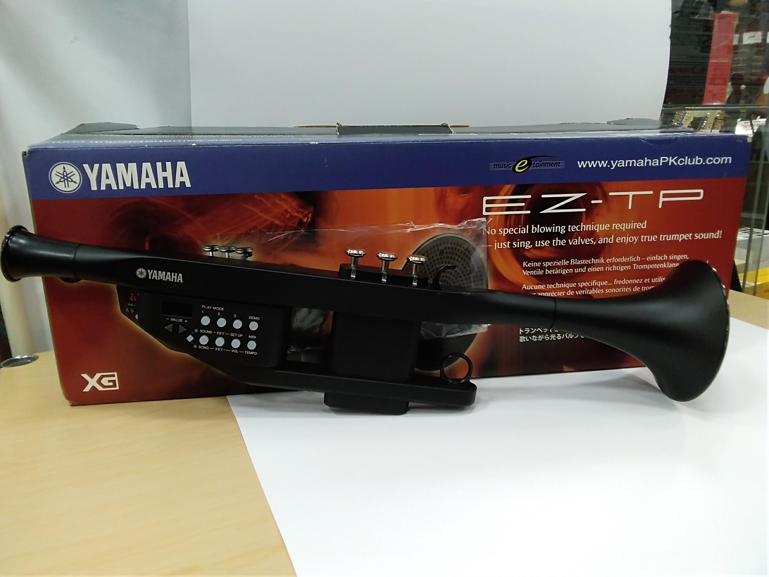 電子トランペット|YAMAHA