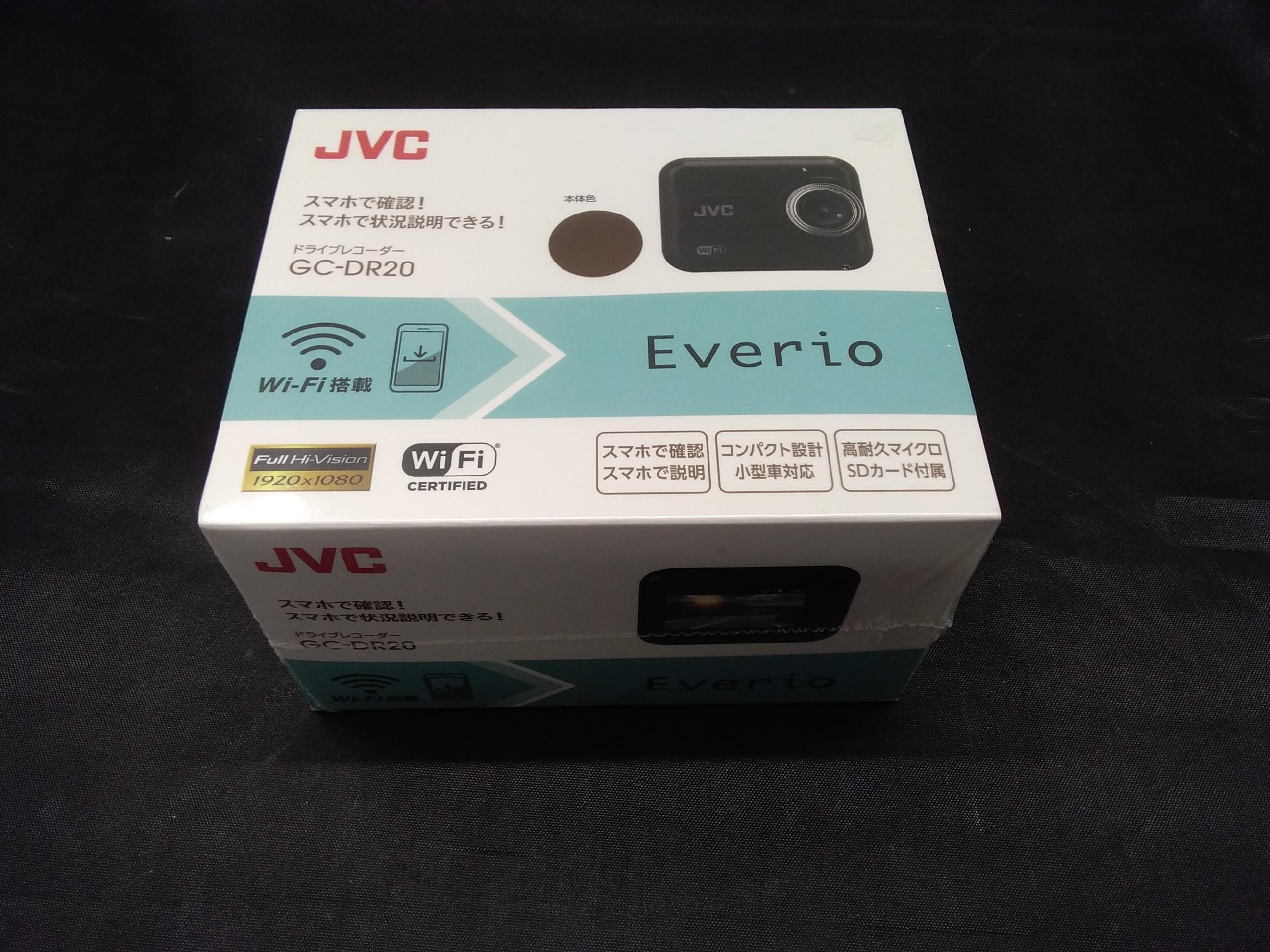 ドライブレコーダー JVC KENWOOD