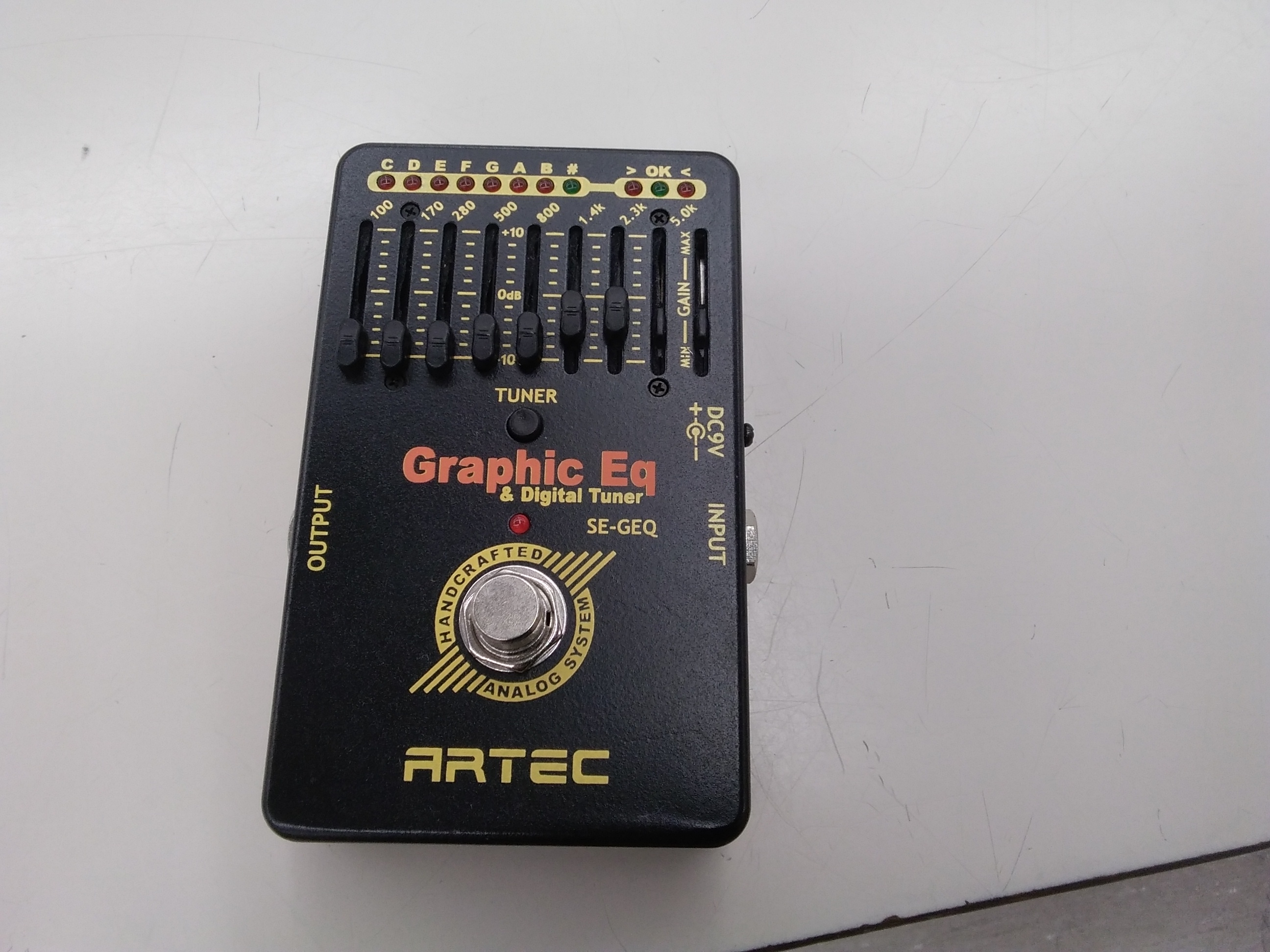 その他エフェクター|ARTEC