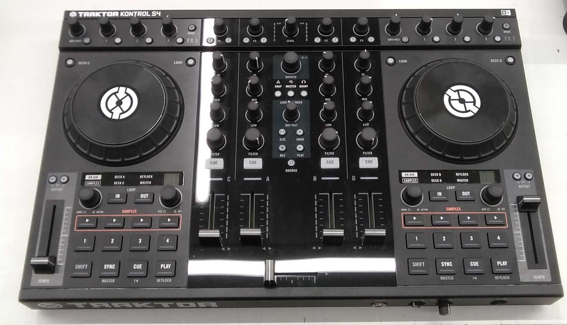 DJコントローラー|NI