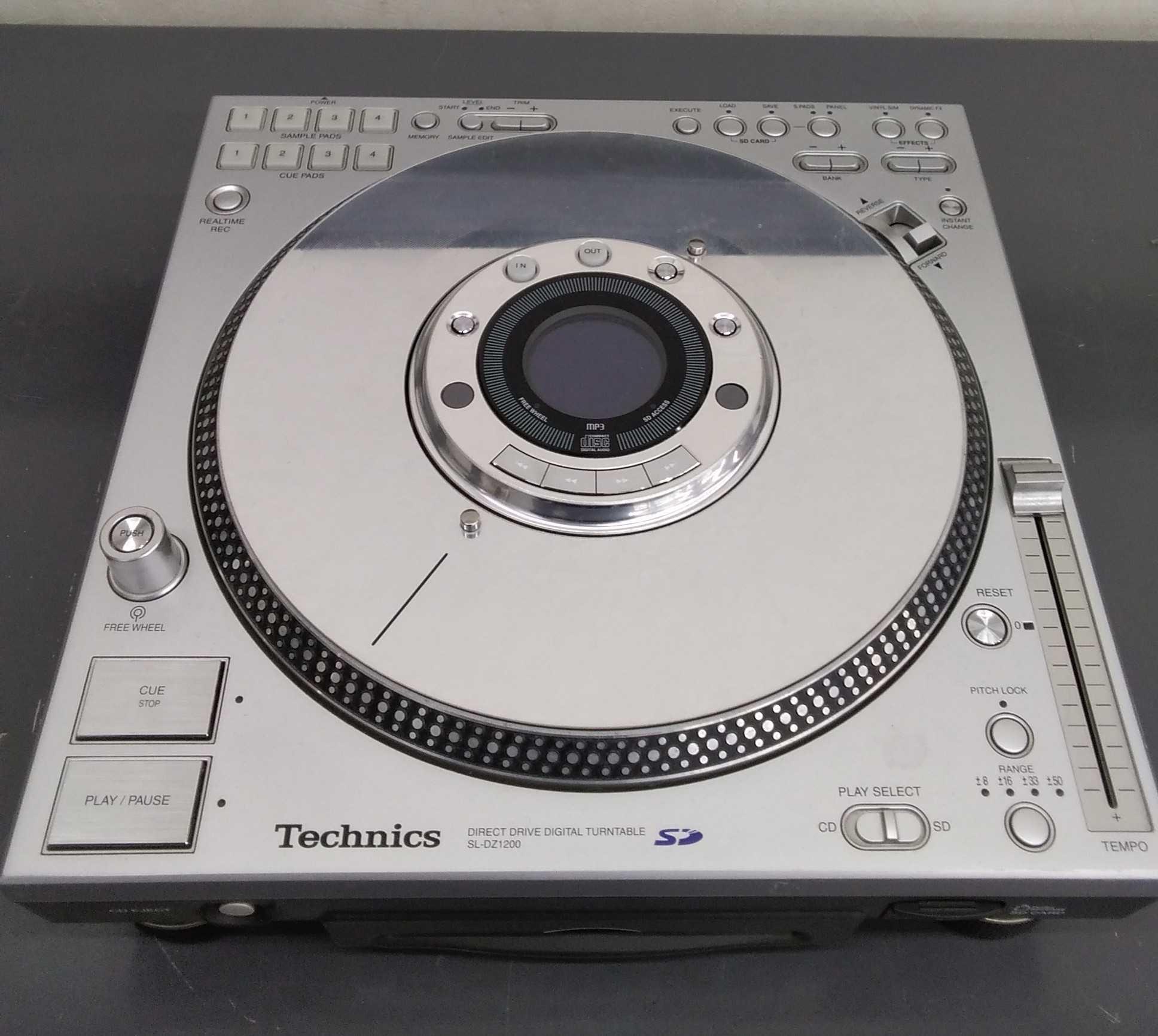 CDJプレーヤー|TECHNICS